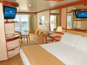 Cabine Mini-suite Coral Princess