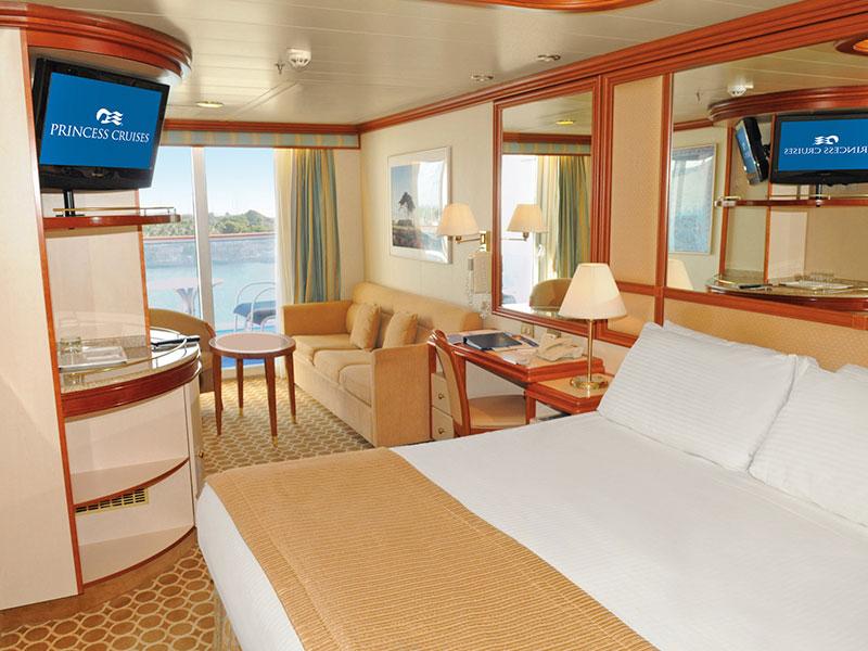 Cabine Mini-suite Coral Princess