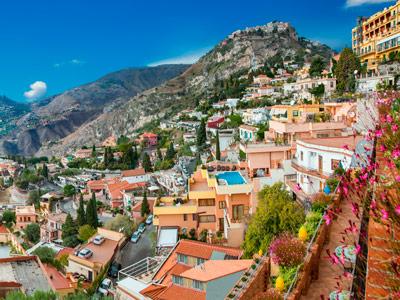 Taormina, Itália