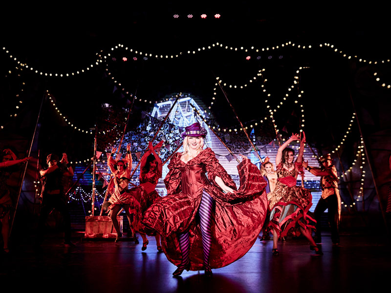 15/5000 Shows musicais - Princess