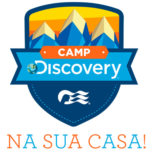 Princess Camp Discovery Na sua Casa