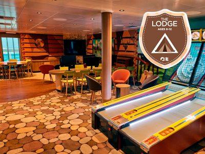 Princess Camp Discovery - The Lodge